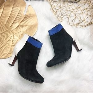 Sam Edelman Color Block Booties